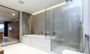 Dušų kabinos